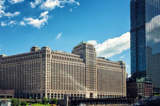 Merchandise Mart Building Chicago