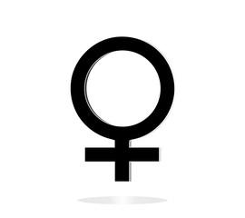 Gender Symbol, Female sexual, Woman icon