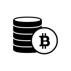 bitcoin icon (several)
