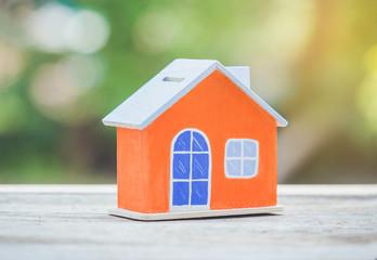 House model.