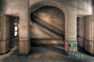Retro Staircase