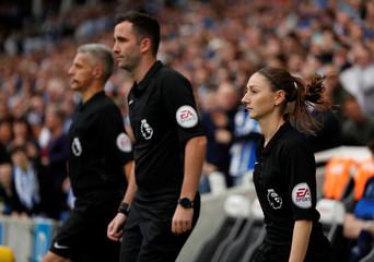 Premier League - Brighton & Hove Albion vs West Bromwich Albion
