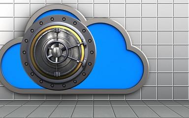 3d cloud cloud