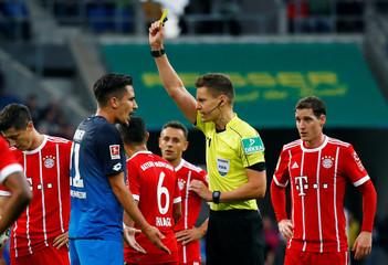Bundesliga - Hoffenheim v Bayern Munich