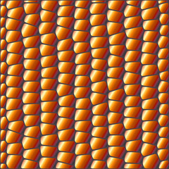 Vector Abstract Geometric Voronoi Background. Trendy Irregular Voronoi Lattice Polygonal Mosaic Template Pattern. Snake Squama.