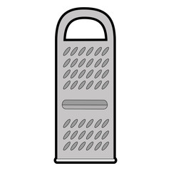 cheese grater isolated icon vector illustration design