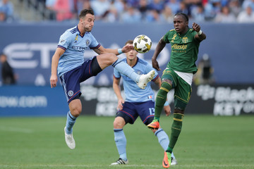 MLS: Portland Timbers at New York City FC