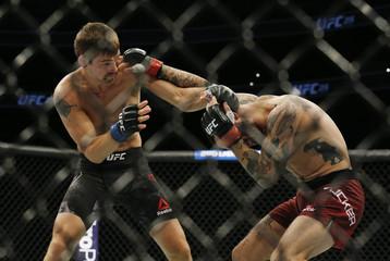 MMA: UFC 215-Tucker vs Glenn