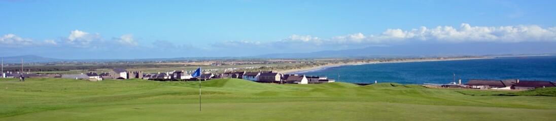 Golf course, Ballyheigue, Ireland