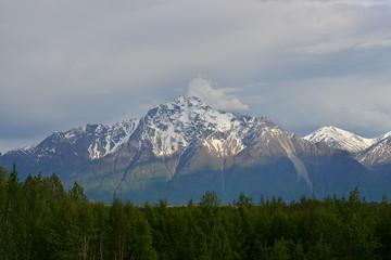 Trip to Alaska, USA