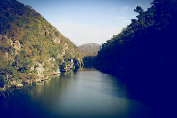 Cataract Gorge - Launceston, Tasmania, Australia