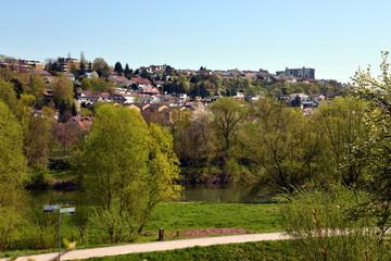 Frühling in Plochingen (Deutschland - Baden-Württemberg)