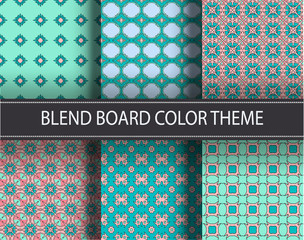 Pattern seamless texture vector background repeat