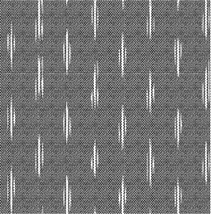 Abstract background. Black and white Ikat seamless pattern