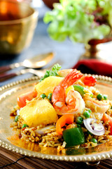 Sour fried rice
