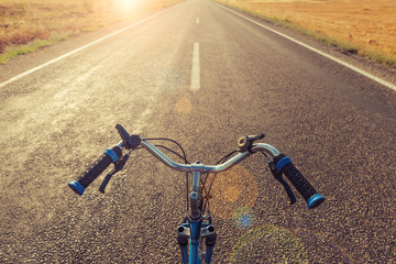 Traveling by Bicycle