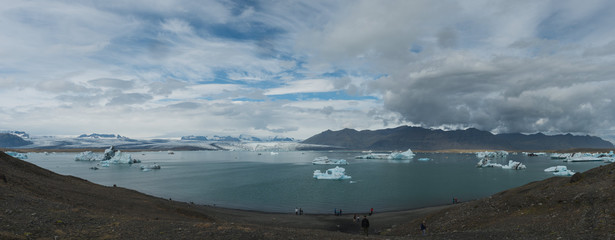 Jokusarlon - Glacial Lagoon