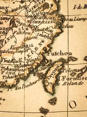 古地図 台湾