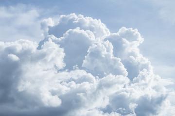 Keuken foto achterwand Hemel Dramatic sky with stormy clouds