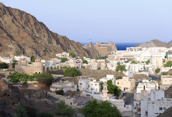 Oman, Masqat, Mascat
