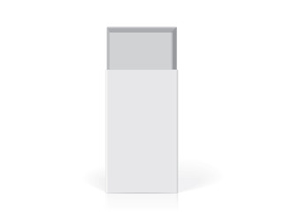 A box for your logo and design.
