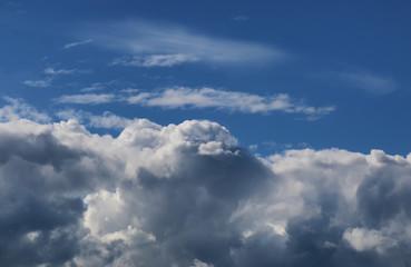 cloud sky dark big