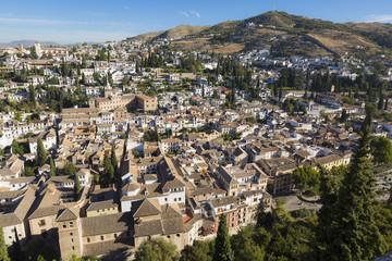 Spain, Andalusia, Granada, Albayzín