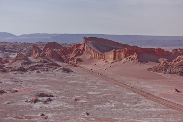 Valle De La Luna - Moon Valley, Atacama, Chile