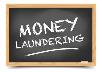 Blackboard Money Laundering