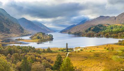 United Kingdom, Scotland, Highland, Glenfinnan