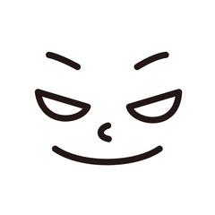 顔 悪い顔