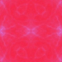 Symmetry abstract bright pink square tile background