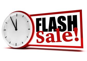 Flash Sale! Button, icon