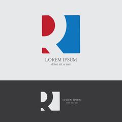 letter R company logo