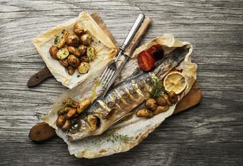 Search photos fish for Cucinare murena
