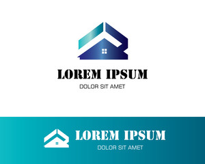 home construction company logo