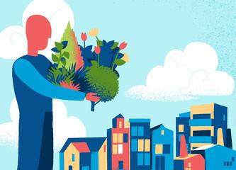 Portare la Natura in Città