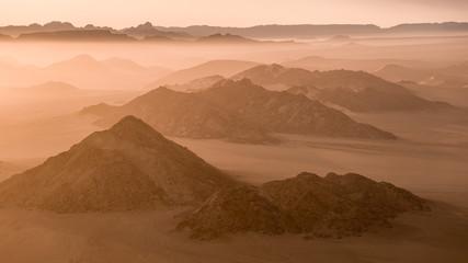 desert dunes, Sossusvlei, Namibia
