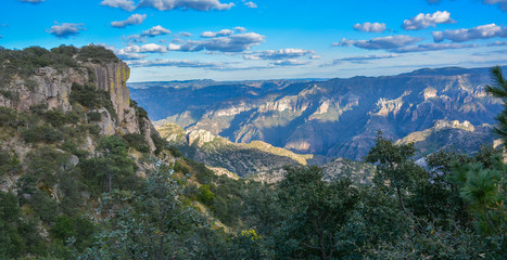 Copper Canyon - Sierra Madre Occidental, Chihuahua, Mexico