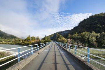 Gowan Bridge South Island New Zealand