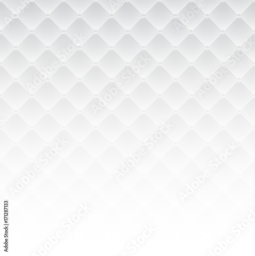White Square Luxury Pattern Sofa Texture Background Stock Image And