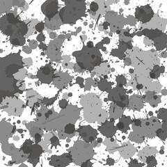 Camouflage Splash snow