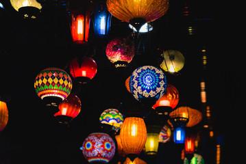 Arabian vintage lantern