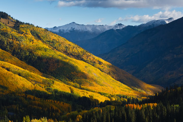 The Scenic Beauty of the Colorado Rocky Mountains