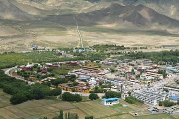 Tibet - Samye monastery