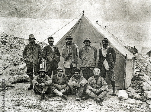 """1924 British Mount Everest expedition, Andrew Irvine and ... George Mallory And Andrew Irvine"