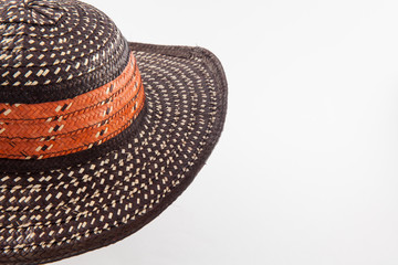 Traditional hat from Colombia