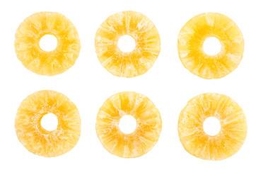 candied pineapple