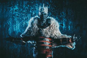 king of zombies Fototapete