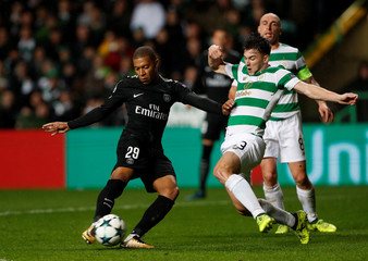Champions League - Celtic vs Paris St Germain
